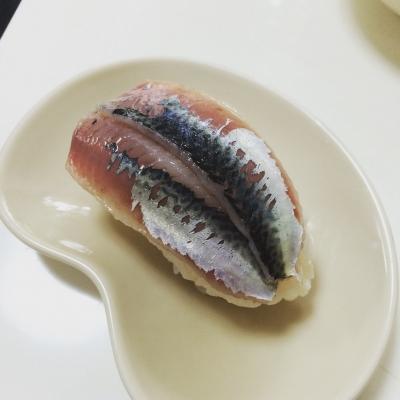 サバの握り寿司