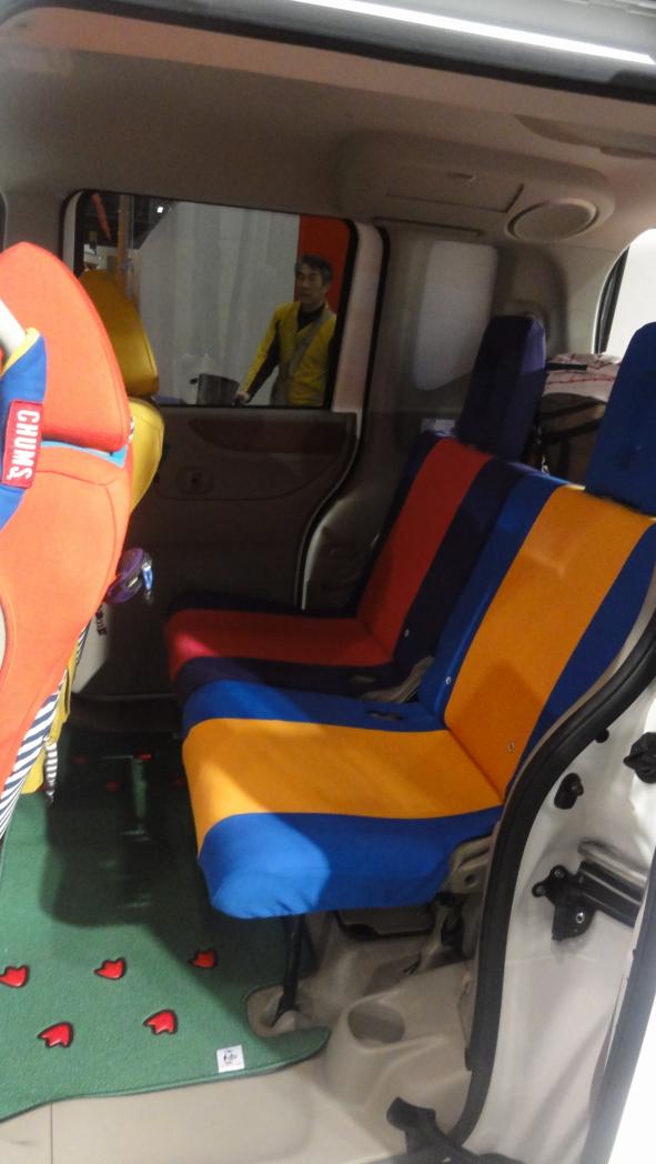 キャンピングカー AAAHONDA-6.