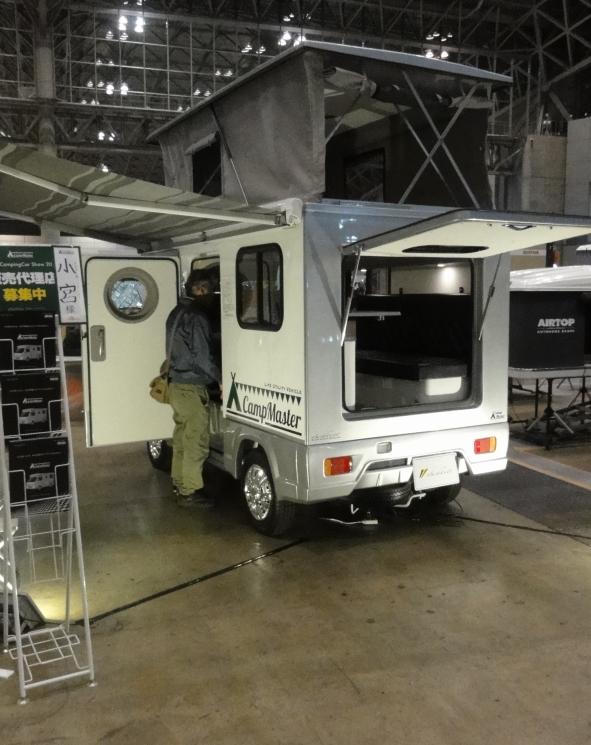 キャンピングカー・AAA軽キャンピングカー13
