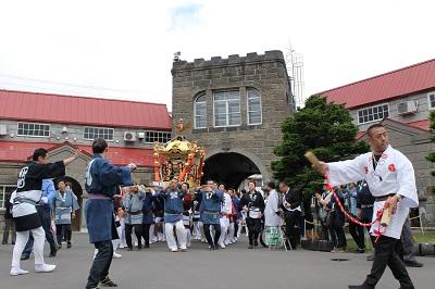 余市神社まつり ニッカ 2015-06-10011