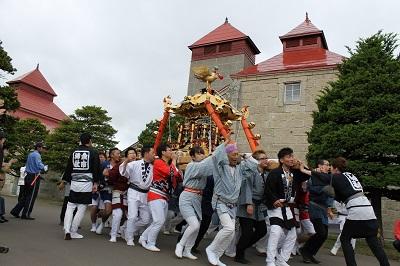 余市神社まつり ニッカ 2015-06-10048
