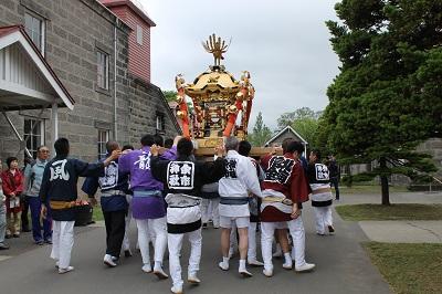 余市神社まつり ニッカ 2015-06-10015