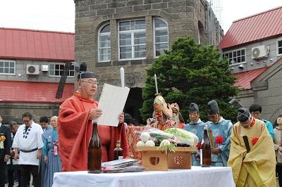 余市神社まつり ニッカ 2015-06-10060