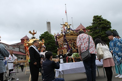 余市神社まつり ニッカ 2015-06-10063