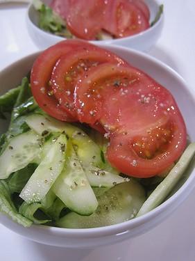 20150414 トマトサラダ