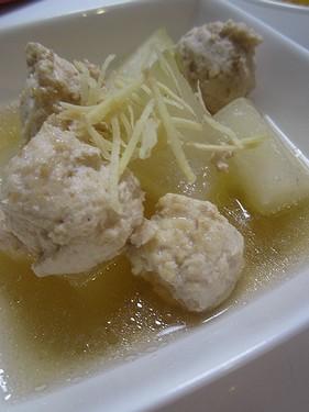 20150618冬瓜鶏団子煮