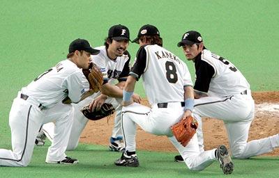 【競馬板】北海道日本ハムファイターズで好きな選手