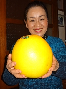 DSC01392晩白柚ばんぺいゆ