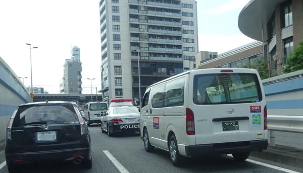 DSC02160中目黒駅付近の混雑