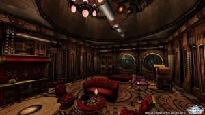レトロ・テーマ室内1