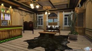 ウェスタン・テーマ室内2