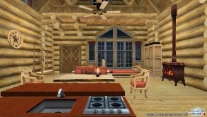 ウッディ・テーマ室内3