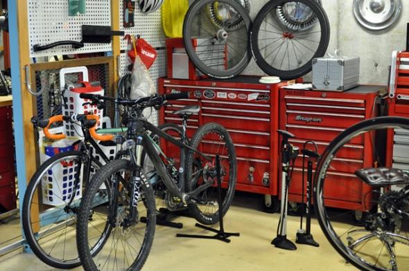 ハウスインナー 自転車