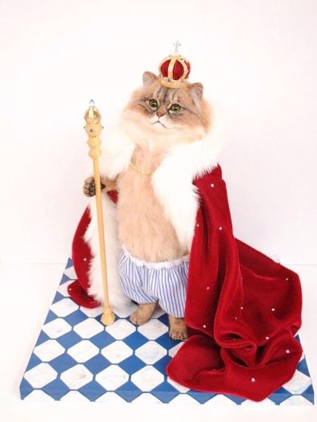 裸の猫王様2 008
