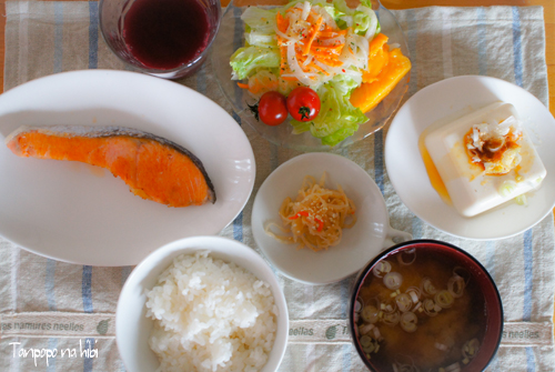 10日朝ご飯