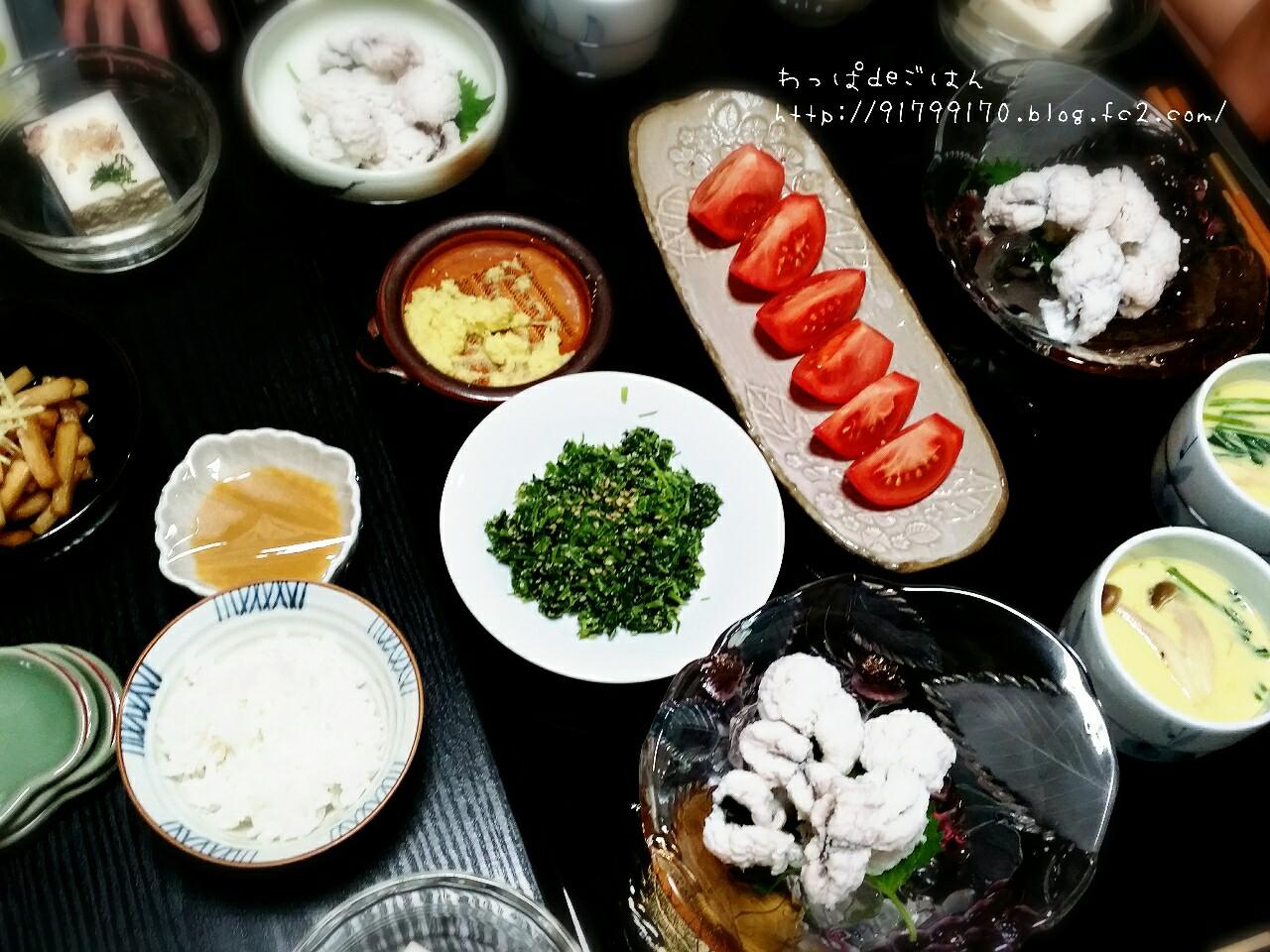 京都のお母さんのご飯