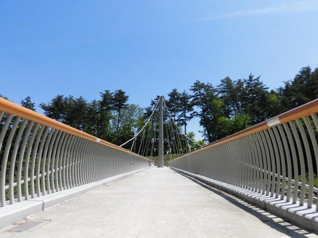 烏川吊り橋 (5)