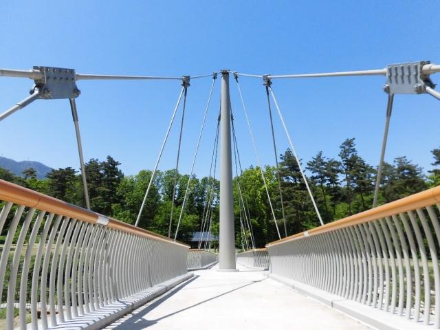 烏川吊り橋 (3)