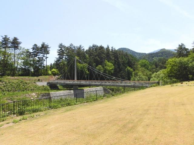 烏川吊り橋 (4)