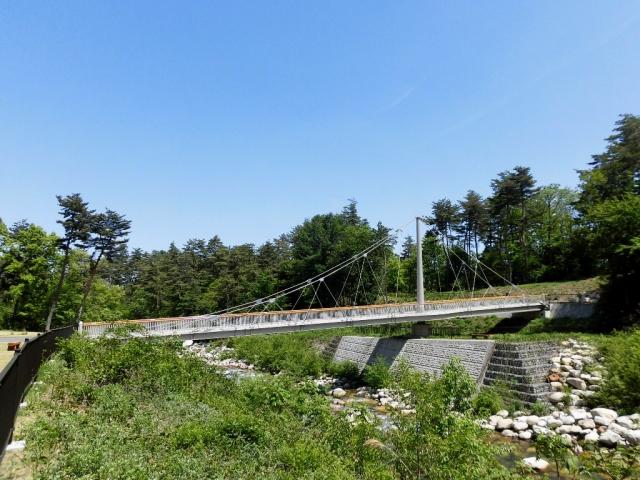 烏川吊り橋 (6)