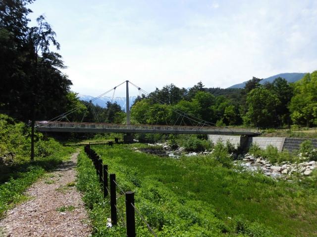 烏川吊り橋 (7)