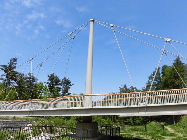 烏川吊り橋 (8)