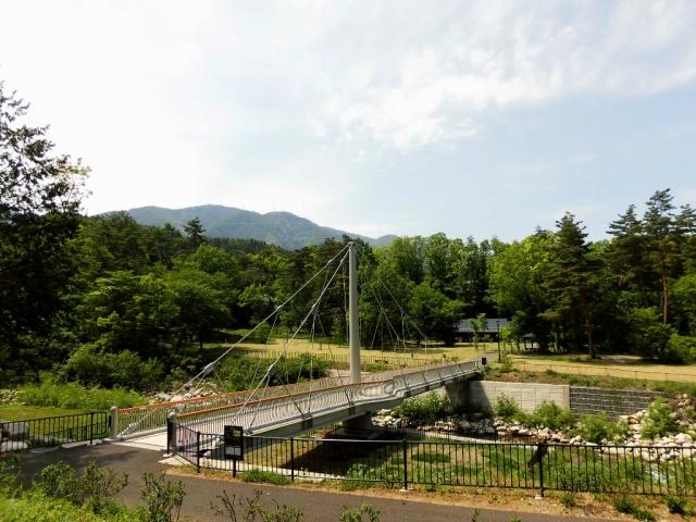 烏川吊り橋 (9)