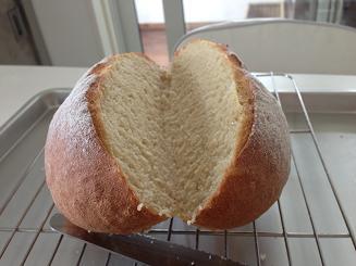 トーフミールパン カット ブログ用