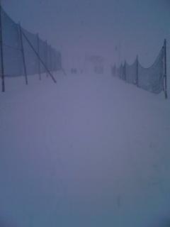 吹雪のワイドパーク