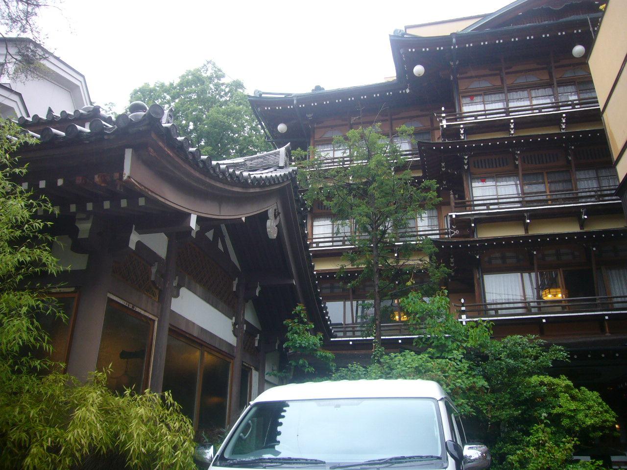 渋温泉 金具屋 H27.6.17