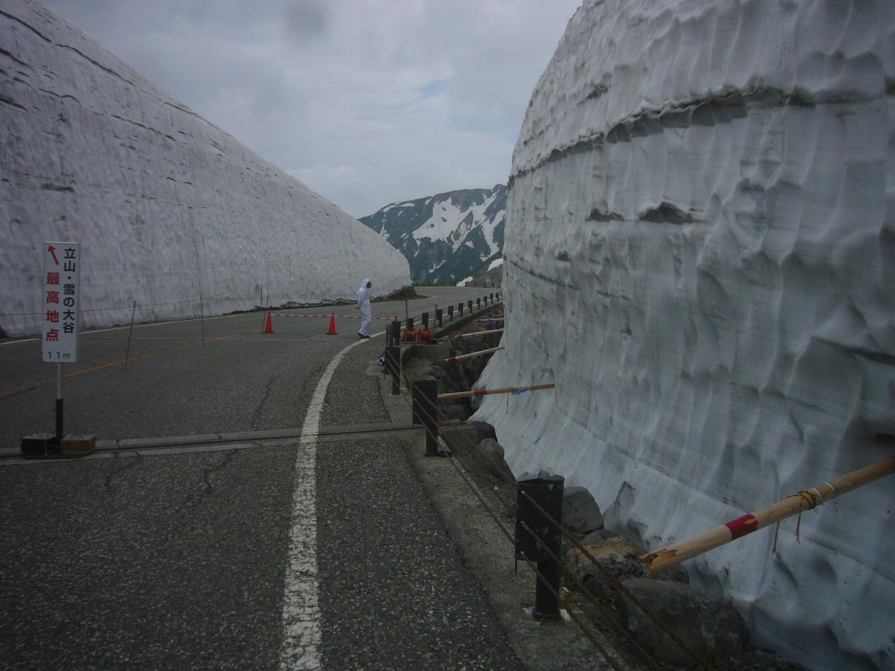 立山室道雪の大谷 H27.6.18
