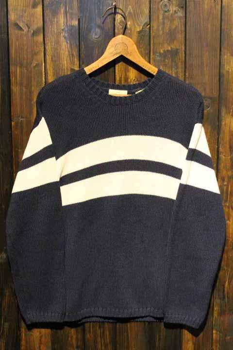 コットンミックスセーター