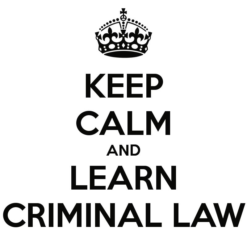 大人しく、法を学びやがれ
