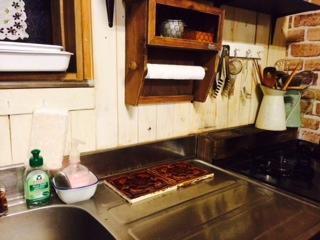 片付け後キッチン