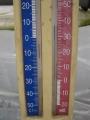 H27.4.6ハウス内の気温(13~28℃。22℃)@IMG_4609