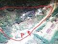 H27.4.16仙仁温泉岩の湯(google Earth)@IMG_2822