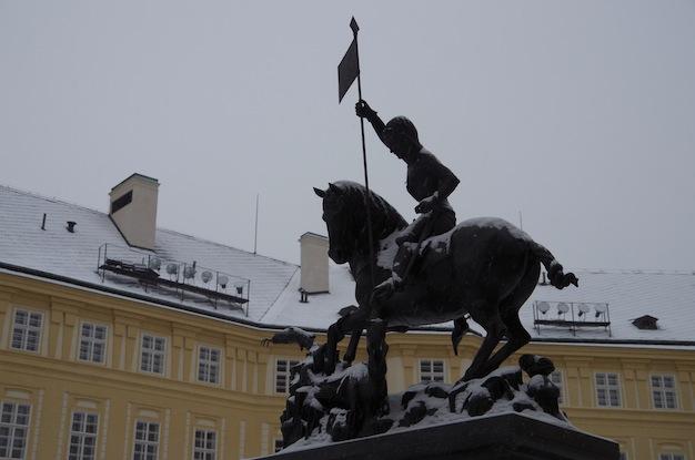 プラハ城11