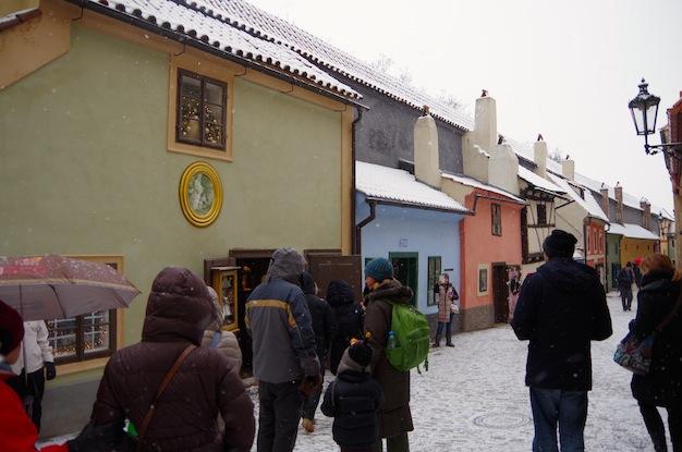 プラハ城36