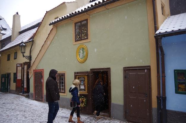 プラハ城37
