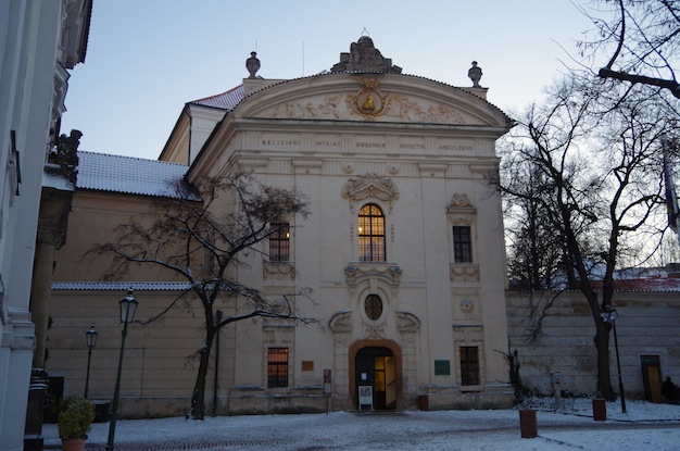 ストラホフ修道院
