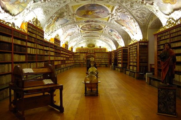ストラホフ修道院9