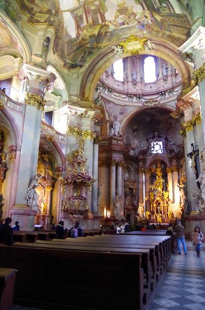 聖ミクラーシュ教会2