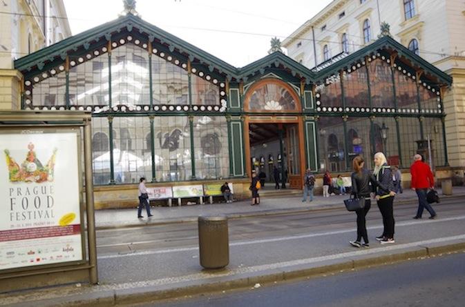 マサリク駅