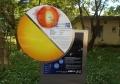 太陽系衛星の展示