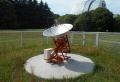 パラボラアンテナ電波望遠鏡