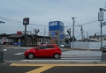 新小金井街道から小金井街道へ
