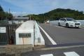 橋の向こうは陸上自衛隊久里浜駐屯地