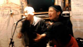辰三さん、タナカさん