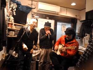 辰三さん、タナカさん、健ち