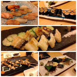 残念会at阿部寿司